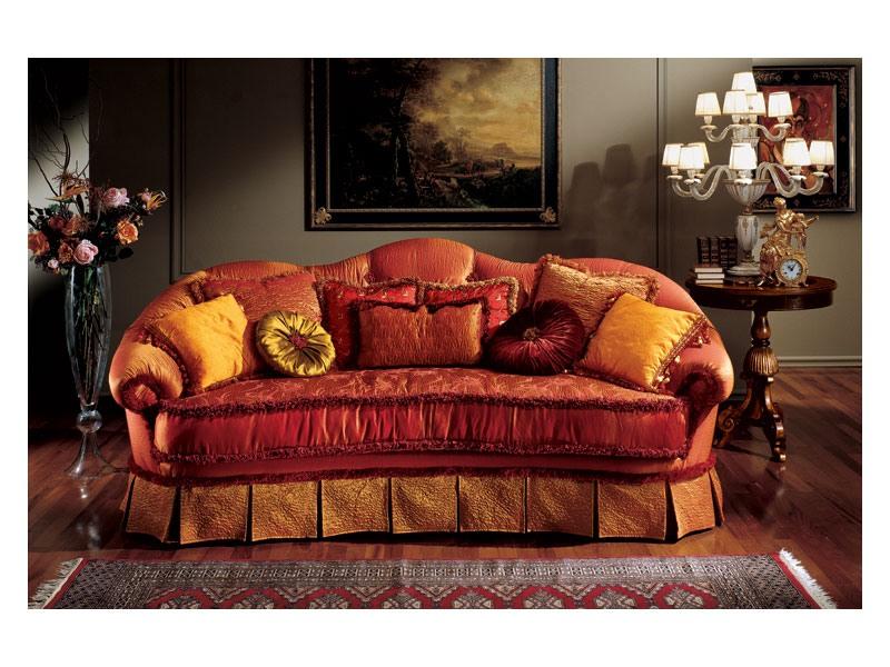 Mara sofa, Canapé de style classique