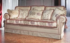 Pamela, Canapé de luxe classique pour le salon