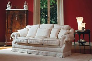 Victoria, Canapé de luxe classique, pour les pièces fines de séance