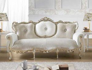 VINTAGE, Canapé baroque, avec Swarovski