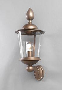 ANTON GL3028WA-1, Lanterne extérieure en fer et bronze