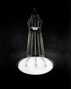 Art. 4045-01-00, Lanterne avec diffuseur en polycarbonate