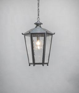 HYDRA GL3003CH-1, Lanterne hexagonale pour usage extérieur