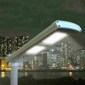 Lampadaire Street Solar Garden Outdoor Roads 48 Super Led PATHWAY, Lampe LED à énergie solaire