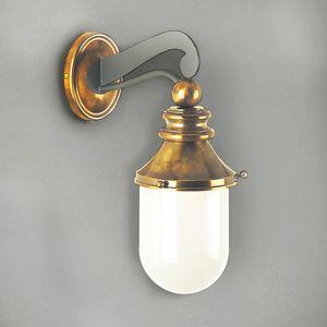 NEMO GL3010WA-1, Lanterne extérieure en fer avec verre