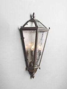 PIGNE GL3031WA-1L, Demi lanterne extérieure
