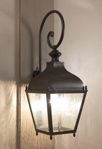 REGGIO GL3035AR, Lanterne murale en fer pour usage extérieur
