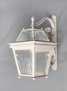 SCALA GL3008WA-MEDUSA, Lanterne en fer avec bras, pour usage extérieur