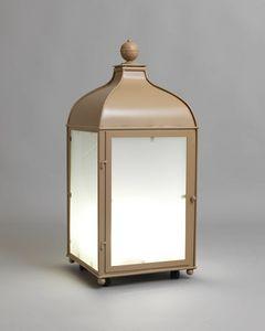 TROPEZ GL3020FL-1, Lanterne de sol extérieure