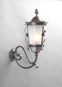 VENICE GL3030AR, Lanterne d'extérieur avec décorations