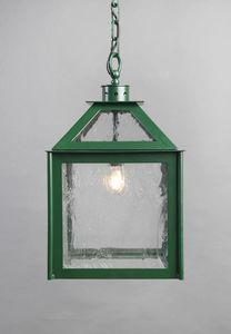 VETRI SOPRA GL3018CH-1, Lanterne verte anglaise pour une utilisation en extérieur