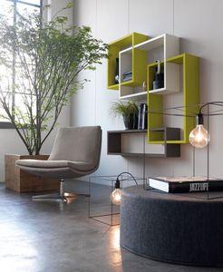Citylife 51, Etagères pour salons modernes et les salles d'attente
