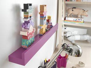 Easy consolle, Petite étagère pour chambre d'enfant