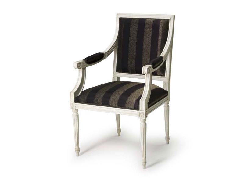 Art.103 armchair, Fauteuil pour les hôtels et restaurants, Style Louis XVI