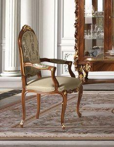 Art. 502, Chaise de salle à manger stye classique