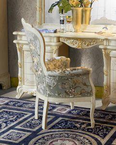 Madame Royale fauteuil, Fauteuil de style classique