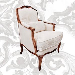 3120 Fauteuil, Fauteuil de style classique Louis XV