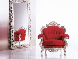 Alkymist, Fauteuil classique de luxe, avec un impact visuel élevé