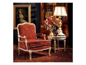 Complements armchair 806, Fauteuil classique pour hôtel