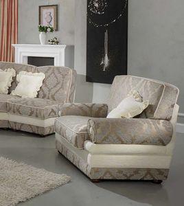 LIENZ fauteuil, Fauteuil de luxe classique
