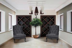 Bergere, Idéale fauteuil pour salles de séjour et hôtels