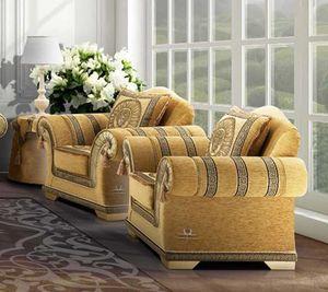EMPORIO fauteuil, Fauteuil pour les salons classiques