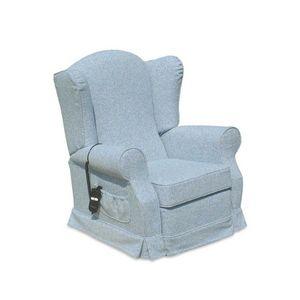Giada, Fauteuil relax motorisé adapté pour les salles de séjour