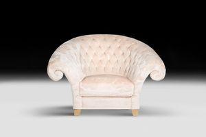New Versailles, Fauteuil classique fabriqu� � la main