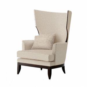 Vendome begere fauteuil, Fauteuil Bergere avec un design classique