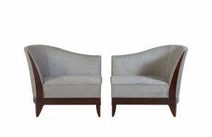 Vendome fauteuils, Fauteuils pour zone de conversation