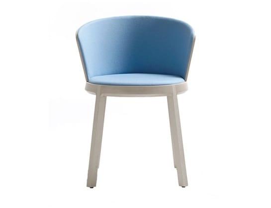 Aro 691M, Petit fauteuil avec siège rond