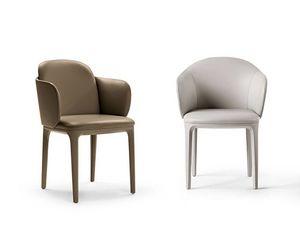 Manda Plus petit fauteuil, Petit fauteuil élégant et raffiné