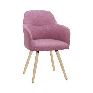 5331, Chaise moderne avec pieds en bois