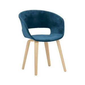 6851, Chaise avec coque enveloppante