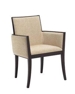 C48, Petit fauteuil rembourré