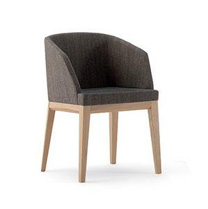 Elly P 10033, Petit fauteuil moderne pour les hôtels