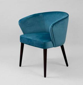 M44, Petit fauteuil arrondi