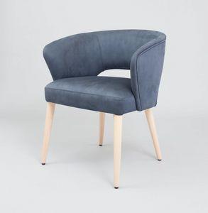 M45 BLU, Petit fauteuil enveloppant