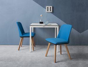 Manaa Slim, Chaise pour restaurants et commerces