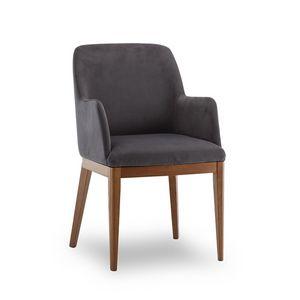 Margot P2, Chaise rembourrée confortable