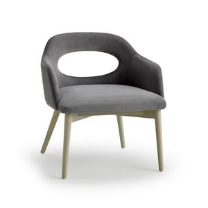Mirò lounge, Chaise longue moderne