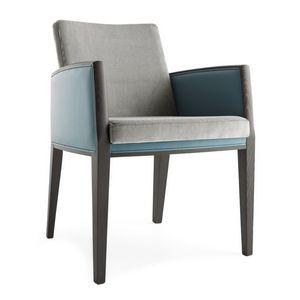 Newport 01831, Confortable petit fauteuil idéal pour restaurant, bar et hôtel