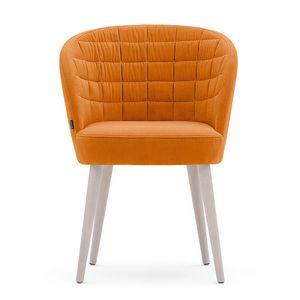 Rose 03034, Chaise avec siège pour sangles à usage contractuel