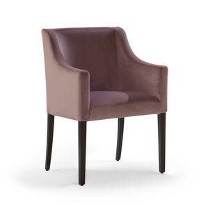 Valencia, Chaise moderne, pour hôtel et restaurant