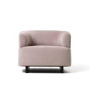 Loft fauteuil, Fauteuil aux lignes sinueuses et élégantes