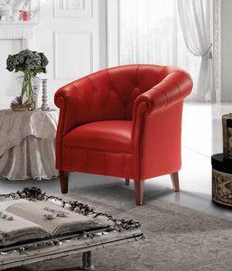 MARGOTT fauteuil, Fauteuil classique, avec un style anglais