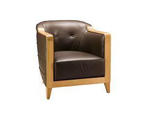 Milano 3886, Fauteuil rembourr� confortable