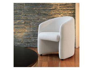 Tania, Chaise de bain confortable, avec poignée, pour les bureaux