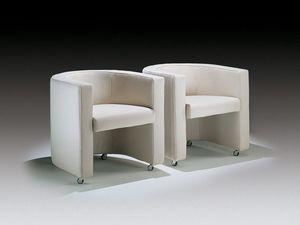 Willy, Chaise de bain moderne, pour le bureau et cabinet médical