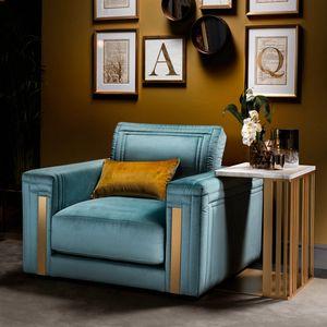 ATMOSFERA fauteuil, Fauteuil fabriqué de manière professionnelle